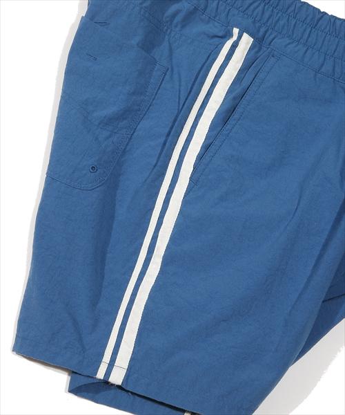 【TOKIO 国分太一さん着用】ONIBEGIE DYED NYLON SIDE-LINE BOARD SHORTS(TSPS2004)
