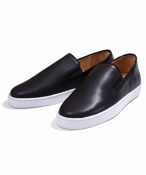 【藤木直人さん着用】SMOOTH LEATHER SLIPON TFWS1805