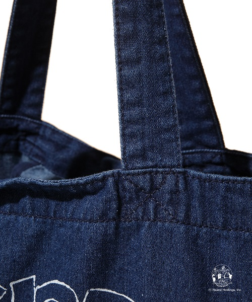 POPEYE(R)×TMT DENIM TOTEBAG(SURF CRAZY)TBAS19PE02