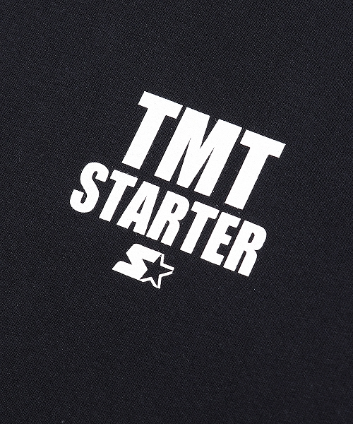 STARTER BLACK LABEL×TMT COLLABORATION TEE(TMT STARTER)TCSS19ST05