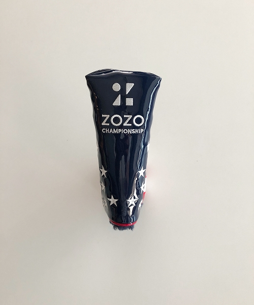 U.S.FLAG ENAMEL LETHER PUTTER COVER(PING)ZOZO LIMITED(TACF20ZZ04)