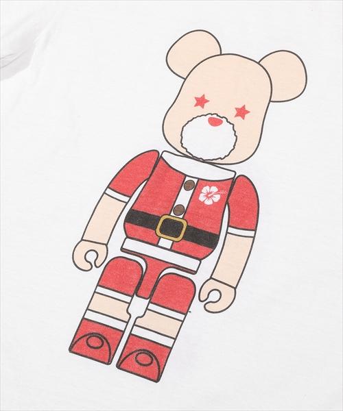 【クリスマス特別企画】BE@RBRICK×TMT S/SL RAFI JERSEY(MELE KALIKIMAKA)TCSF19BA01