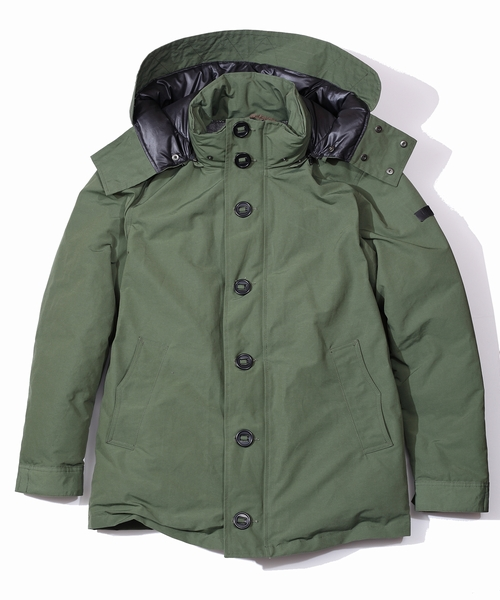 【SixTONES 京本大我さん着用】COTTON-NYLON GROSGRAIN DOWN COAT(TJKF1810)