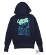 POPEYE(R)×TMT ZIP-UP HOODIE(CALIFORNIA DREAMIN)TSWS19PE03