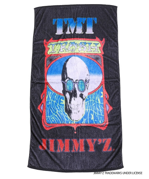 【直営店限定】JIMMY'Z×TMT BEACH TOWEL(TROSH)TACS19JZ01