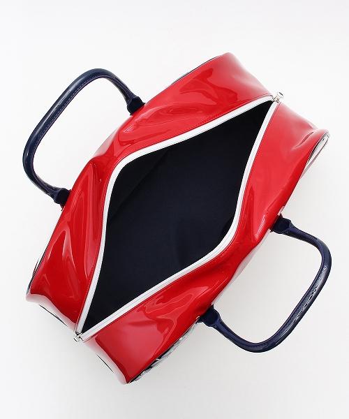 U.S.FLAG ENAMEL LETHER MADISON BAG(TBAF20CL05)