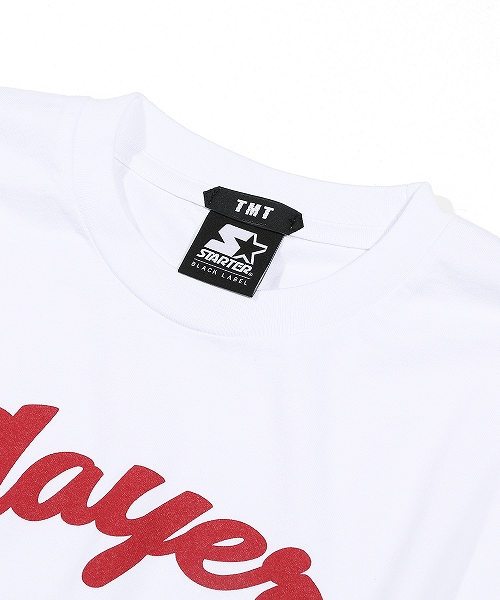 STATER×TMT S/SL TEE(Players) TCSF20ST01