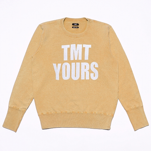 CALIFORNIA COTTON SWEAT SHIRTS(TMT YOURS) TSWS21SP04