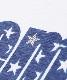 S/SL 19/1 RAFI JERSEY(U.S. FLAG REMEMBER ME) TCSS18SP08 Tシャツ
