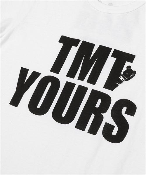【テレ朝ドラマ「特捜9」着用】【特別企画】BE@RBRICK×TMT S/SL RAFI JERSEY(TMT YOURS)TCSS20BA01
