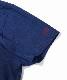【雑誌Men's JOKER 6月号掲載商品】PEANUTS×TMT S/SL INDIGO JERSEY(MALIBU) TCSS18PN02 Tシャツ