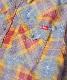 【雑誌2nd 12月号掲載商品】REVIVAL L/SL INDIGO CHECK PRINT SHIRT TSHS18SP01 チエックシャツ