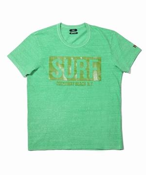 【雑誌Men's JOKER 6月号掲載商品】S/SL 19/1 RAFI JERSEY(ROCKAWAY BEACH N.Y)TCSS18SP11 Tシャツ