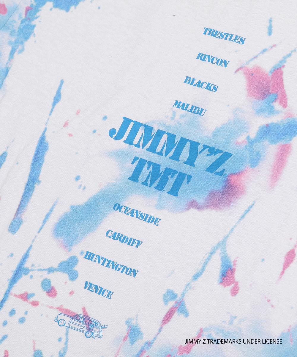 JIMMY'Z×TMT S/SL TEE(TROSH)TCSS19JZ02