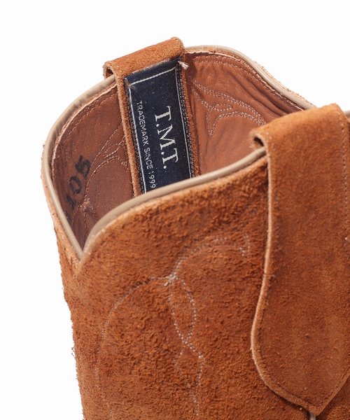 TMT×RIOS×FUNNY BOOTS(HORSE SUEDE) TFWF18FN02