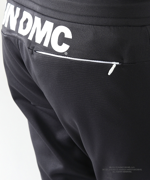 RUNDMC(R)×TMT TECH-KNIT BACK BRUSHED PANTS(TPTF19RD01)