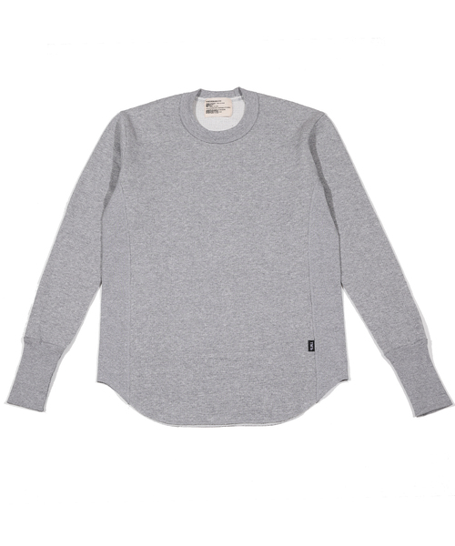 REVER THERMAL L/SL PULLOVER(TCSS20SP02)