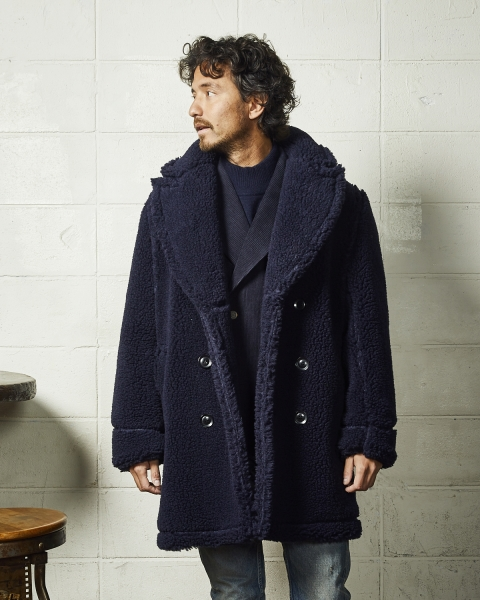 GRIZZLY BOA RANCH COAT (TJKF2018)