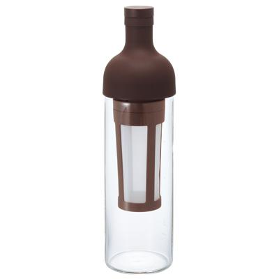 ハリオ フィルターインコーヒーボトル (ショコラブラウン)