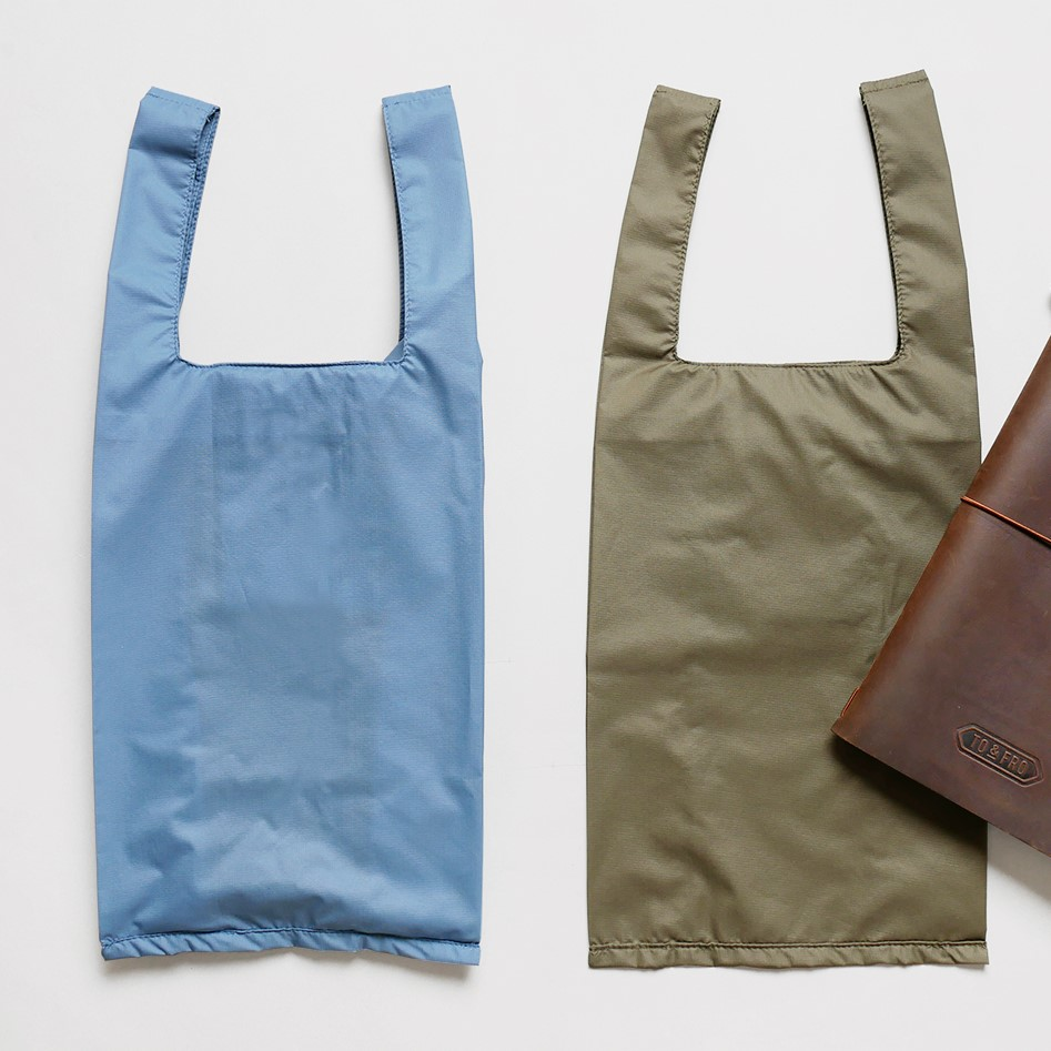 【TO&FRO×TRAVELER'S COMPANY】コンパクトバッグXS