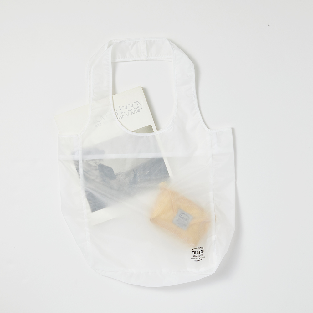【新色】PACKABLE TOTE BAG-AIR- Sサイズ