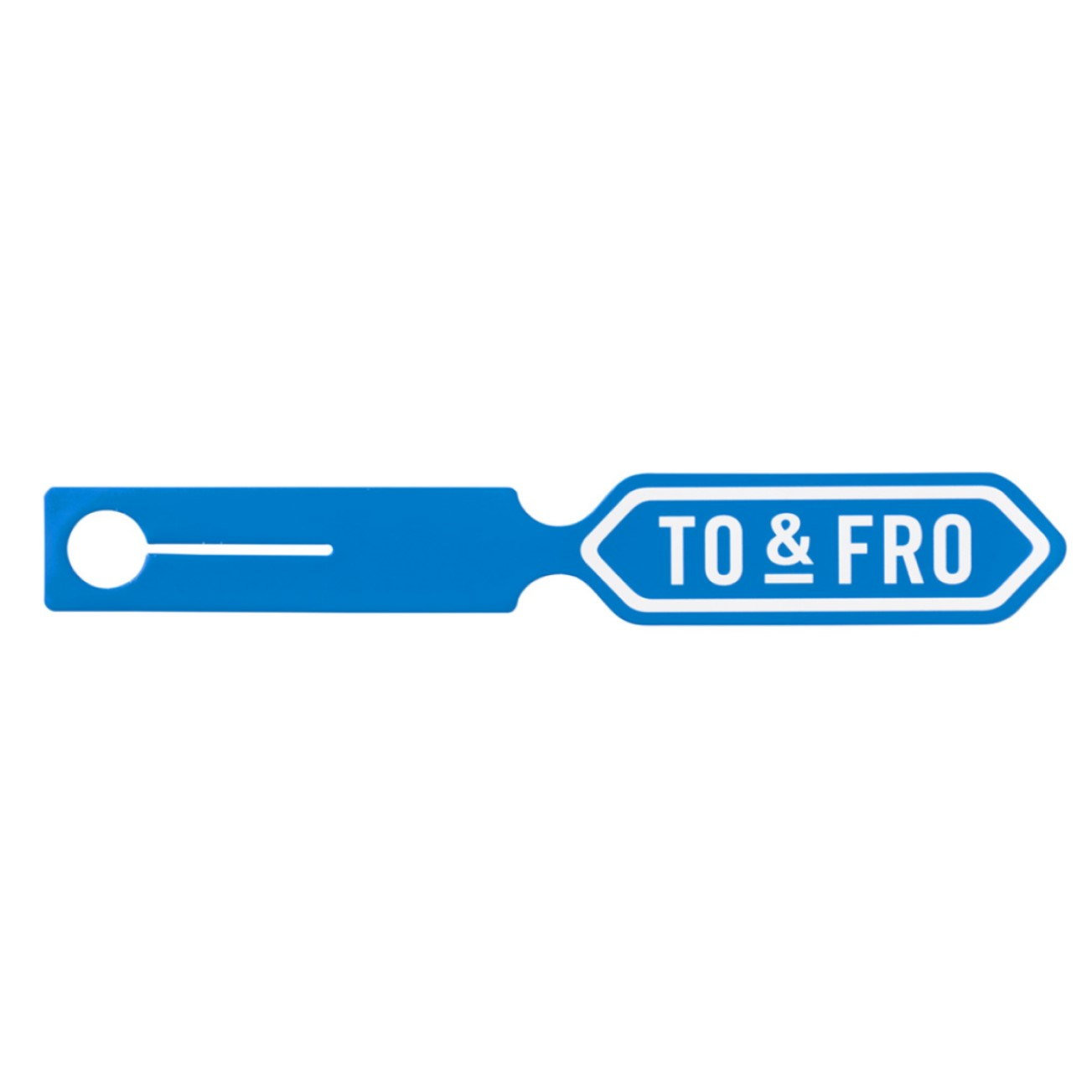 TO&FRO LUGGAGE TAG