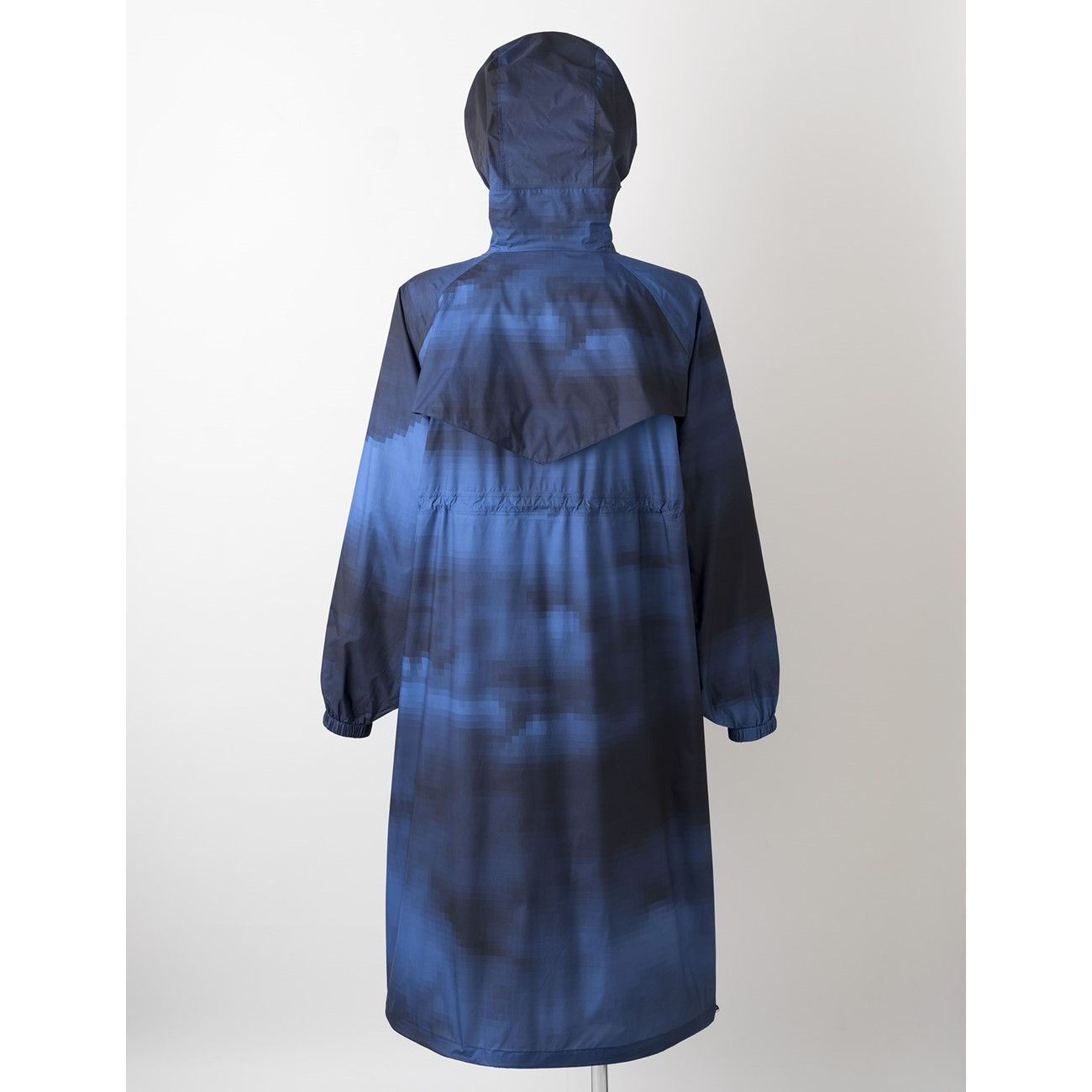 【ANREALAGE×TO&FRO】 PIXEL SKY RAINCOAT