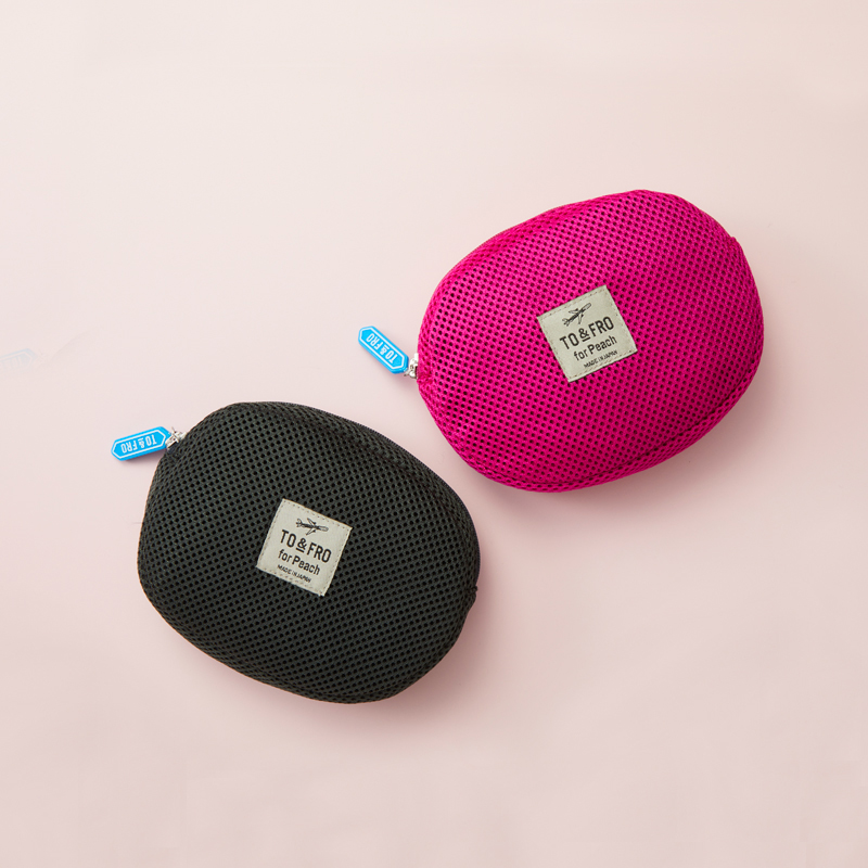 【TO&FRO for Peach 】CABLE POUCH-MINI-