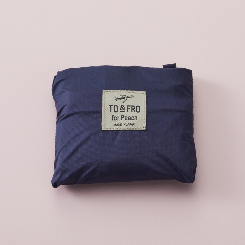 【TO&FRO for Peach】PACKABLE POUCH