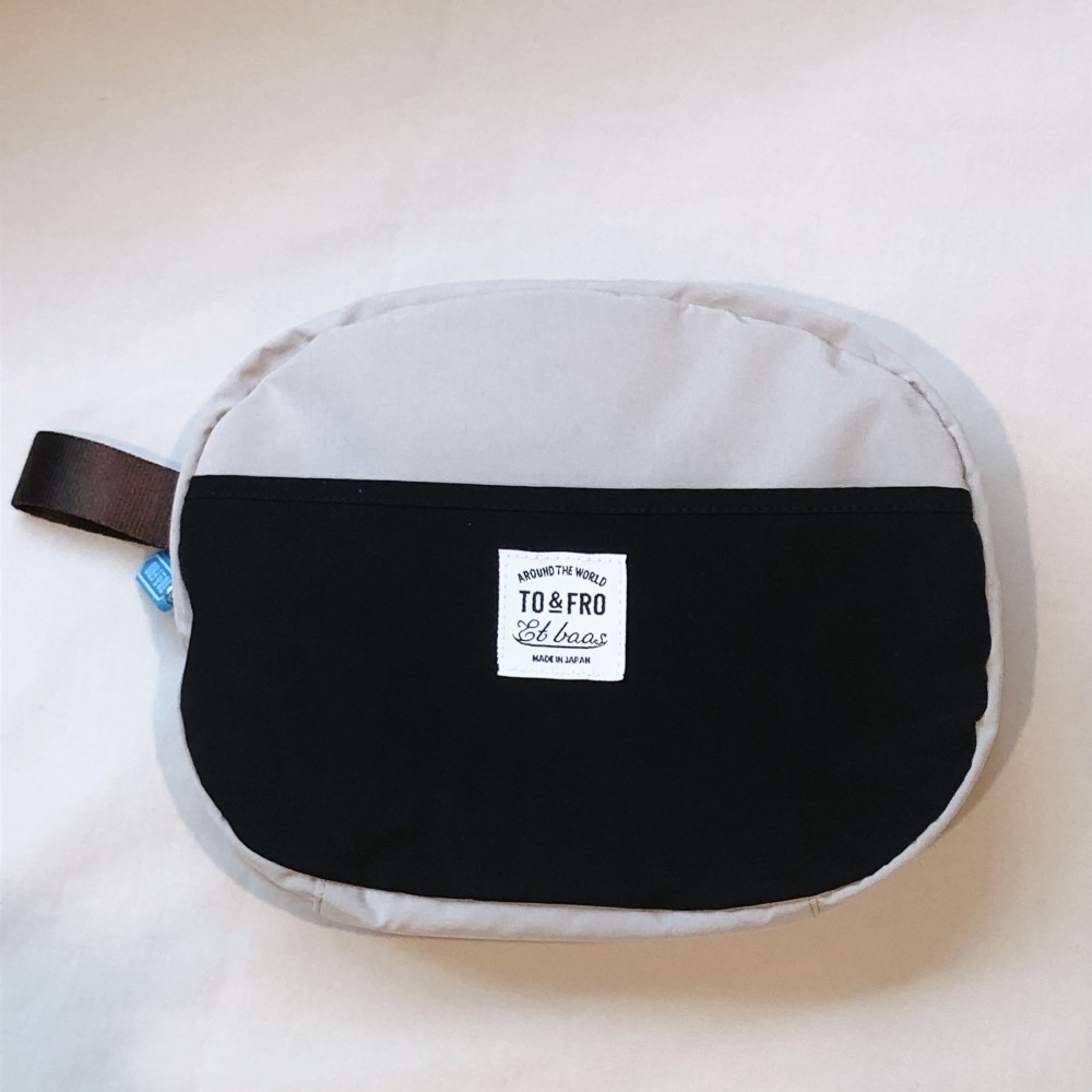 【TO&FRO for Et baas】 ONE MILE POUCH