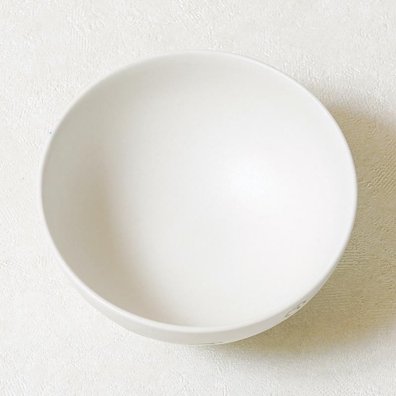 【砥部焼 すこし屋】茶碗小 道後×梅