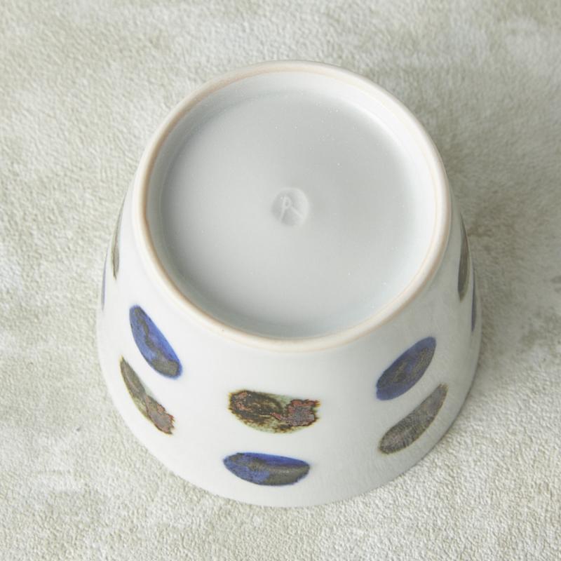【砥部焼 五松園窯】そば猪口・茶丸