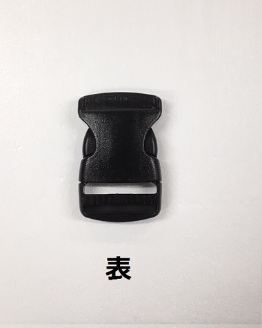 【TSRバックル(ニフコ製)】 20mm・25mm・30mm・38mm