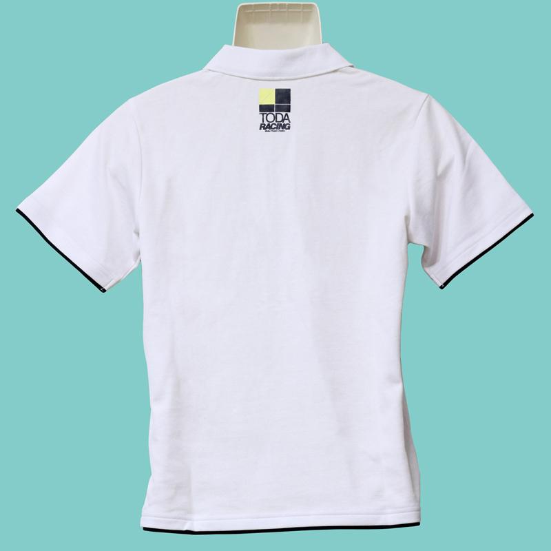 TODA RACING ポロシャツ