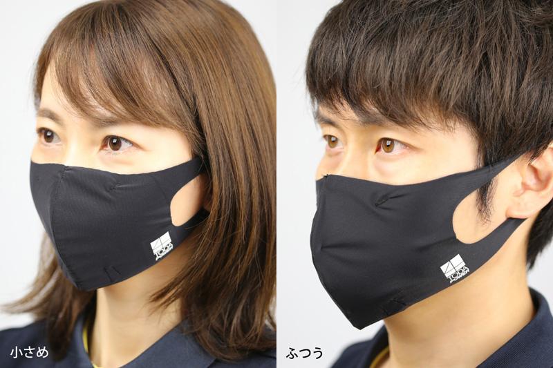 TODA RACING オリジナルマスク 内部メッシュタイプ ブラック