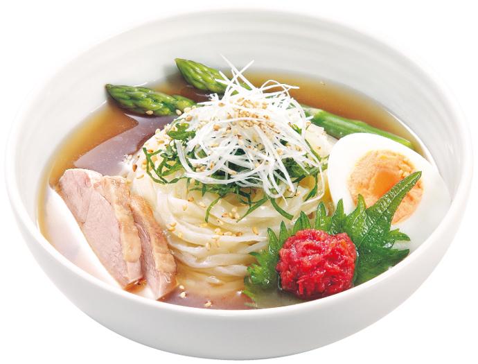 梅しそ冷麺2食(スープ付)