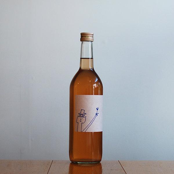 ローズ・ボッサ2019(ロゼ色の)白 by ストゥディオ・ゴー・ゴー