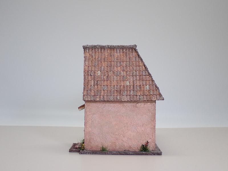 ナデシコ色の家