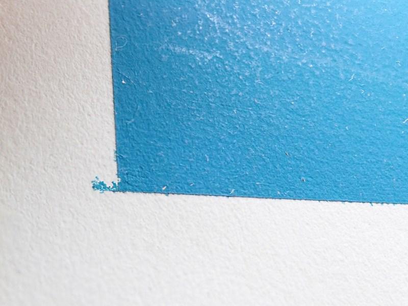 """ディズニー""""くまのプーさん""""の教育映画「イーヨーの選択(Eeyore Makes a Choice)」の制作で実際に使われたセル画と手描き背景のセット"""