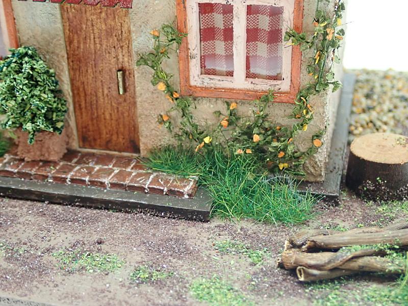 さんかく屋根のお家/庭つき