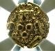 インド、チトラドゥルガ・ナーヤカ朝の領主マダケリ統治下(在位1565-1602年)、1パゴダ金貨