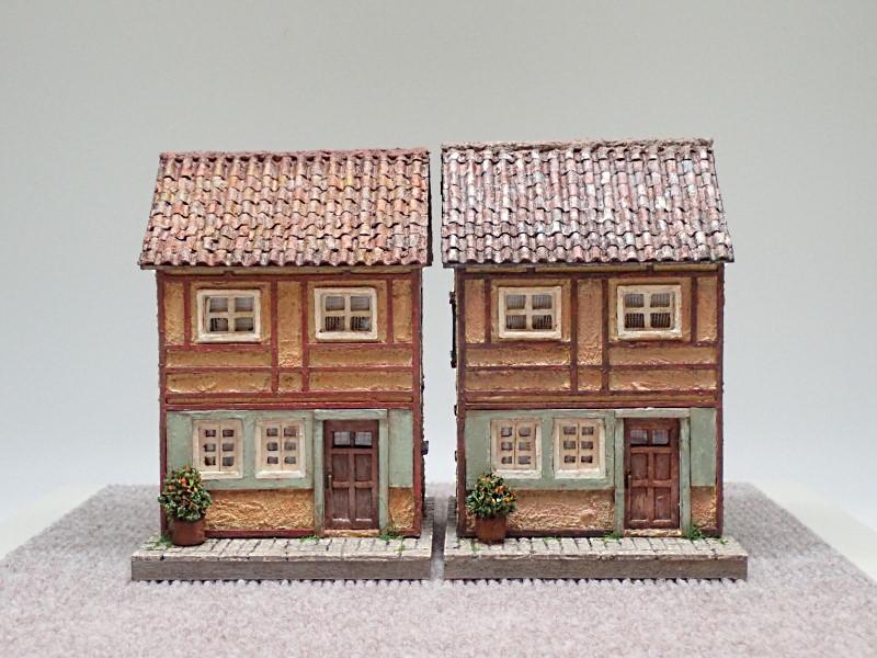 ハーフティンバーの家 1
