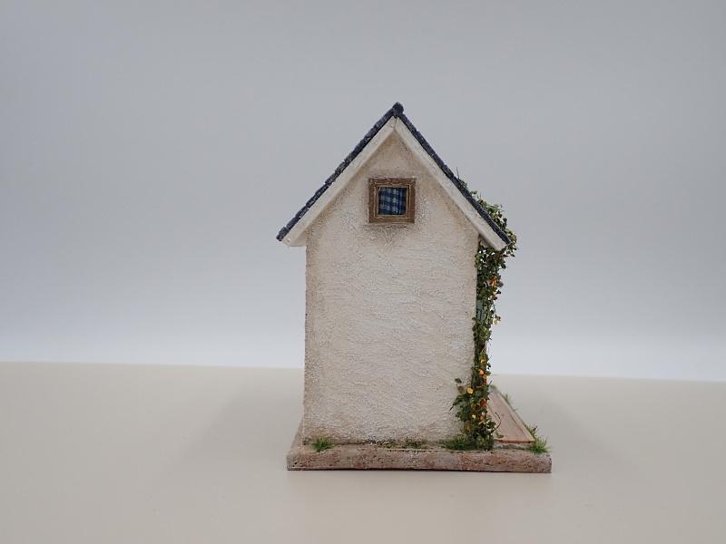 テラスのある海辺の家