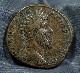 『触れて楽しむ古代コインシリーズ』 帝政ローマ、ルキウス・ウェルス(在位AD161-169年)統治下に発行された、セステルティウス銅貨