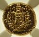 オランダ東インド会社で1747-1781年にかけ発行されたパゴダ金貨、KM-22