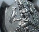古代マケドニア、アレキサンダー大王の統治下で発行されたドラクマ銀貨