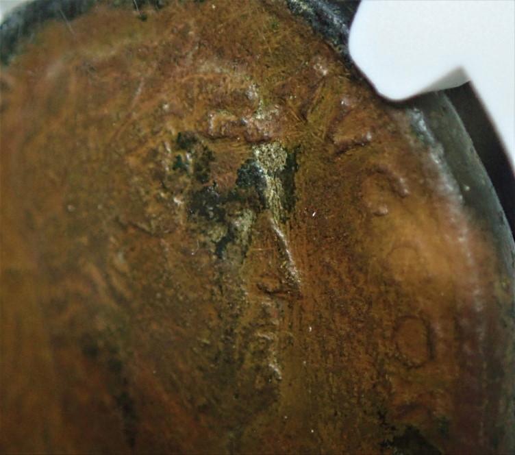 帝政ローマ、ハドリアヌス(在位AD117-138年)統治下で発行されたセステルティウス貨