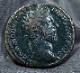 『触れて楽しむ古代コインシリーズ』 帝政ローマ、コモドウス(在位AD177-192年)統治下に発行された、セステルティウス銅貨
