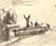 長編映画「ファンタジア」の制作過程で描かれたコンセプト画の原本、ストライキの裏紙