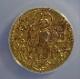 古代インド、クシャン朝カニシカ2世時代(AD226-240年)に発行されたディナール金貨
